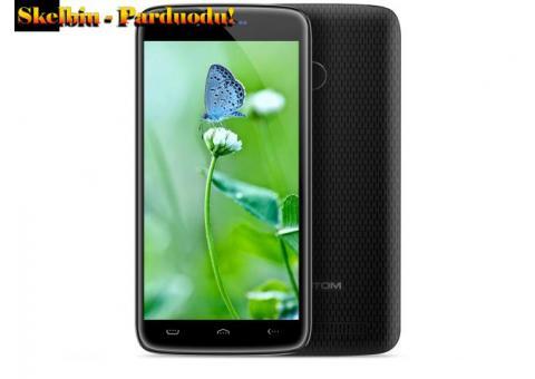 Naujas HomTom HT50 mobilusis telefonas parduodu
