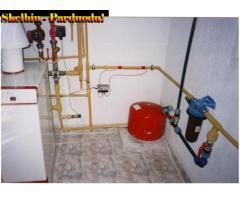 Kasetiniai vandens filtrai, elektromagnetiniai nukalkintojai descaler