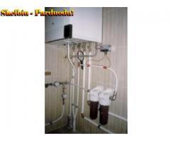 Antikalkiniai filtrai namo vandens sistemoms, kalkių šalinimas