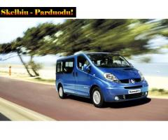 Mikroautobusu ir automobiliu nuoma