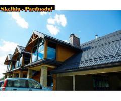 Parduodamos įvairios stogų dangos | Manostogas.lt