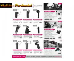 Universalios Bluetooth laisvų rankų įrangos PIGIAU