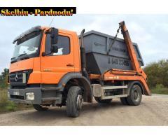 CPG.lt - Greitas statybinių atliekų išvežimas Vilniuje ir Vilniaus rajone