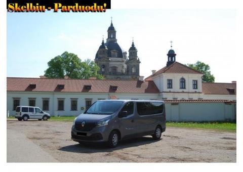 Vežame keleivius į Vilniaus  Varsuvos  Rygos oro uostus tel:864314115