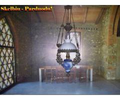 3) Prabangi Antikvar.pakabinama Žibalinė lempa