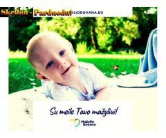 Mazyliodovana.eu – prekės kūdikiams ir naujagimiams internetu