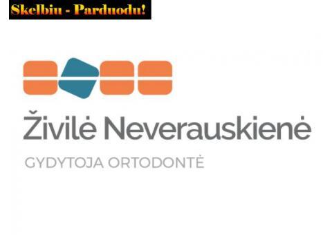 Ortodontės paslaugos Vilniuje ir Kaune
