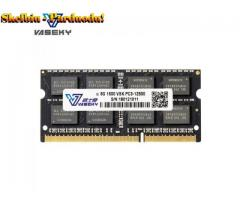 Nešiojamojo kompiuterio DDR3 atminties kortelės nešiojamojo kompiuterio atmintis