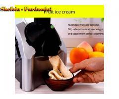 Vaisinių ledų aparatas