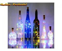 LED Girlianda su kamščiu buteliams