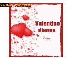 Valentino dienos kruizas