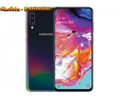 """Samsung Galaxy A70 A7050"" mobilusis telefonas"