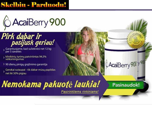 svorio metimo reklama