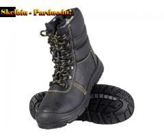 Žieminiai odiniai darbo batai KEN