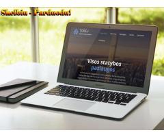 Interneto svetainių kūrimas | SEO optimizavimas | Svetainių priežiūras | WEB dizainas | Programavima