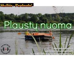 Plaustų nuoma Kaune