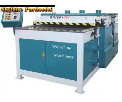 20-20-556 Daugiapjūklės staklės plokštėms WOODLAND MACHINERY (naujos)