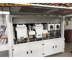 20-29-543 Šepetinės šlifavimo staklės  WOODLAND MACHINERY  SK-1000-P6 (naujos)