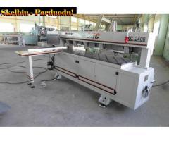 20-90-534 CNC gręžimo-kaltavimo staklės WOODLAND MACHINERY  (naujos)