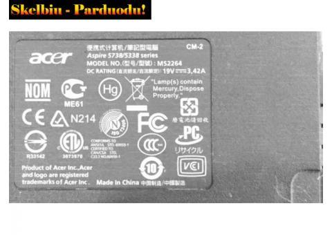 Acer Aspire 5738