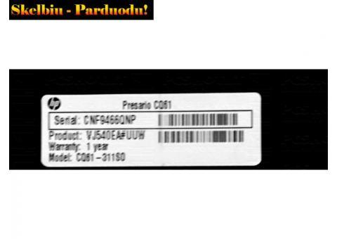 HP Presario CQ61