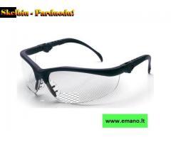 Apsauginiai akiniai su dioptrijomis