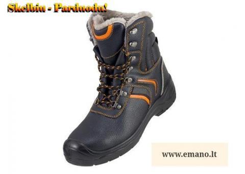 Žieminiai darbo batai