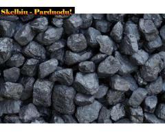 Prekyba aukščiausios kokybės akmens anglimi