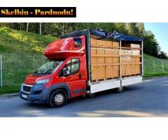 Kasdien Krovinių Pervežimas į/iš Lenkijos,Vokietijos