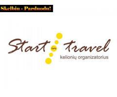 Poilsinės kelionės, lėktuvų bilietai, verslo kelionės